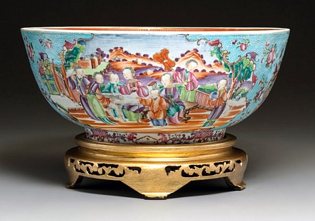 The New York Antique Ceramics Fair Saved!